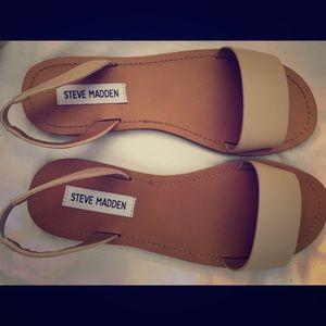 Steve Madden sandals (new)